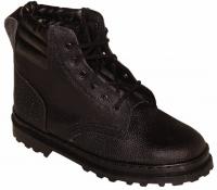 ботинки юфтевые кмк