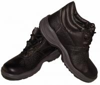 ботинки юфтевые на пу подошве