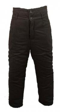 брюки  ватные   диагональ