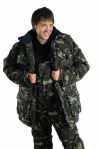 """Куртка """"Охотник""""  плащевая"""