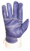 Перчатки рабочие КОЖА+Х/Б утепленные на меху