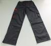 костюм ITP серый саржа брюки спереди